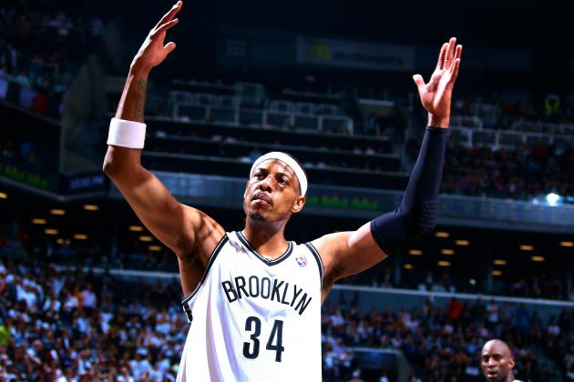 Why Paul Pierce Is the Perfect Fit for Young Washington Wizards