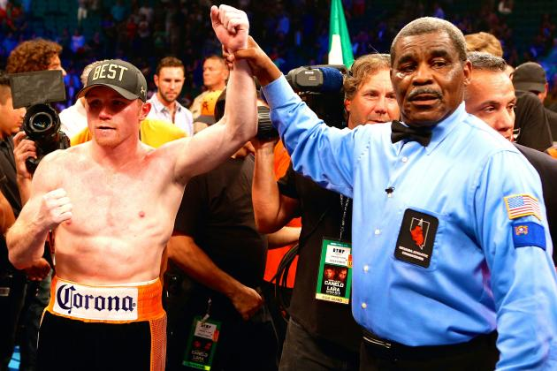 Canelo Alvarez vs. Erislandy Lara Results: Winner, Scorecard and Analysis