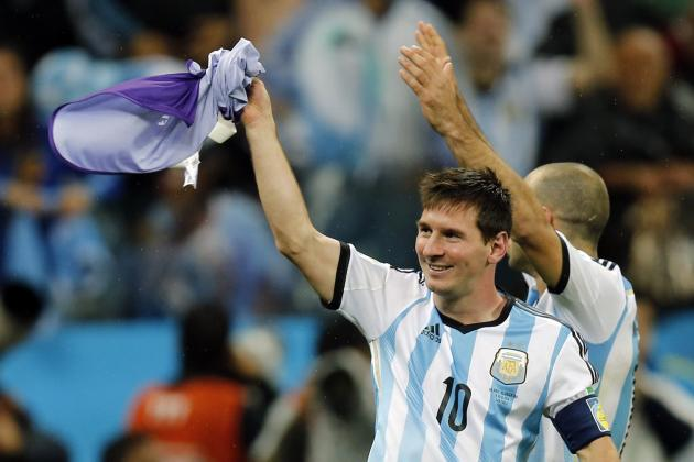 World Cup 2014 Final: Big-Money Bets and Predictions for Germany vs. Argentina