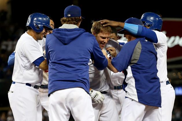 Dodgers Get Second Walk-off Win of Season, Beat Padres, 1-0