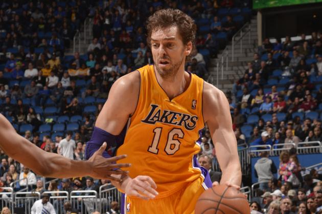 Is Pau Gasol Signing Enough for Chicago Bulls to Take the Next Step?