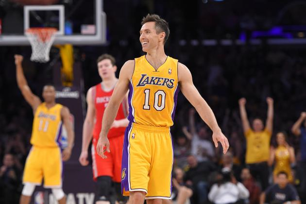 Lakers Rumors: Latest Buzz Surrounding Steve Nash and Lance Stephenson