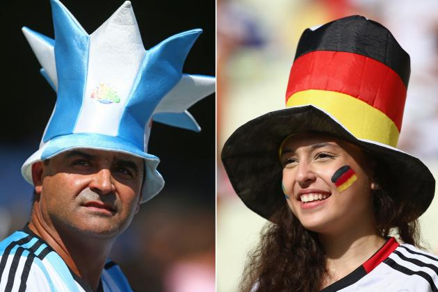 World Cup 2014: Live Stream, Predictions, Preview for Day 32 Fixture in Brazil