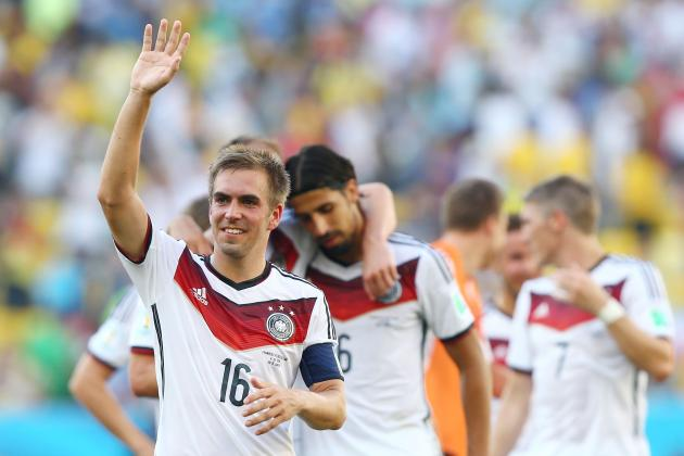 World Cup 2014 Final: Expected Starting XIs, Team News and Prediction