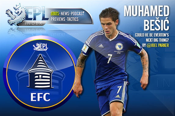 Everton Transfer Targets: Muhamed Besic