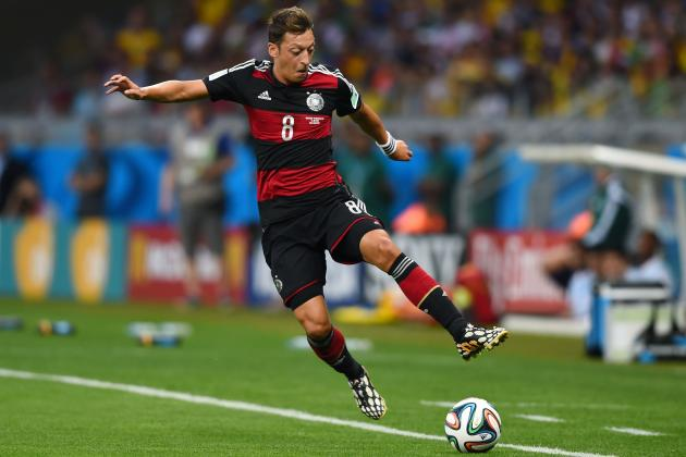 Germany vs. Argentina: Key Players and Major 2014 World Cup Final Storylines