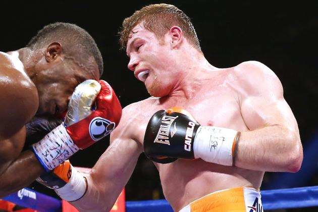 Canelo Alvarez Affirms Superstar Status in Split-Decision Win vs. Erislandy Lara