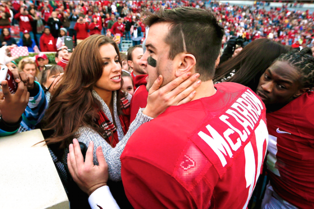Katherine Webb and AJ McCarron Wedding: Attendees, Photos and Details