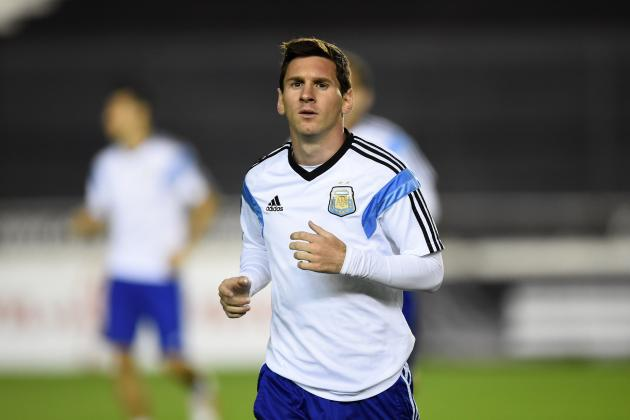 Germany vs. Argentina: Last-Minute Live Stream and Preview for 2014 World Cup