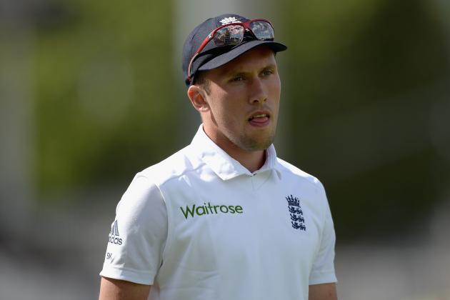 Kerrigan Called Up for 2nd Test at Lord's