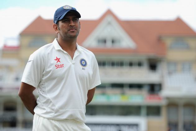 MS Dhoni Missed a Trick by Not Putting Alastair Cook Back in to Bat on Day 5