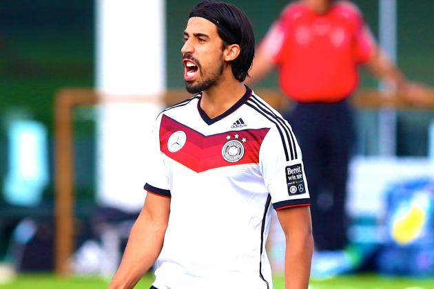 Sami Khedira Injury: Updates on Germany Star's Calf and Return