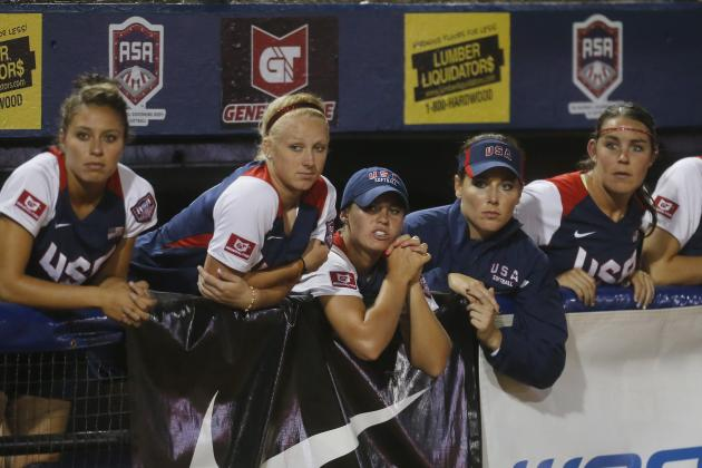 World Cup of Softball 2014 Championship: Score, Recap from USA vs. Canada