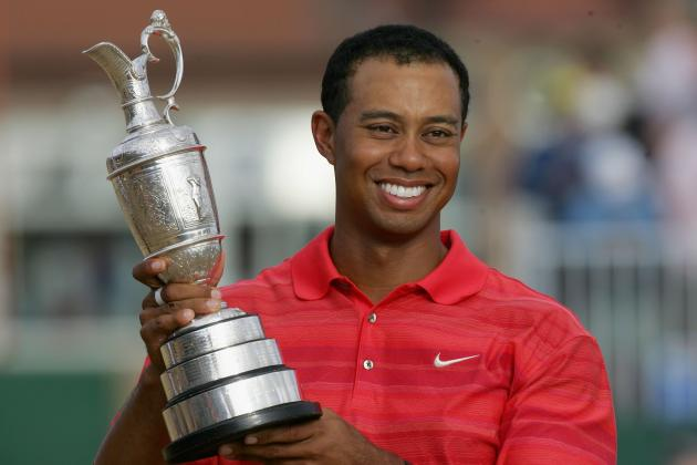 British Open Field 2014: Odds, Favorites and Tournament Preview