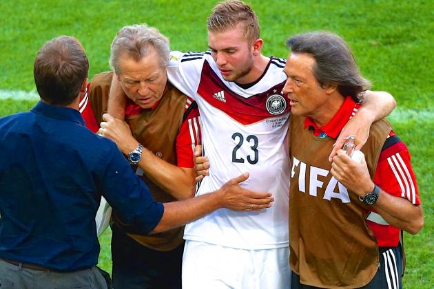 Christoph Kramer Injury: Updates on Germany Star's Head and Recovery
