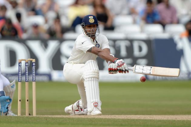 England vs. India, 1st Test 2014: Has Stuart Binny Sealed a Spot for Lord's?