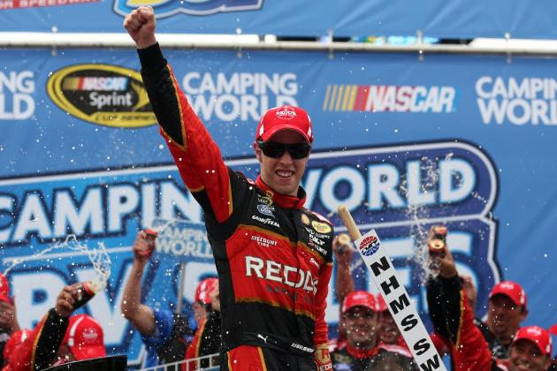 Sprint Cup Chase 2014: NASCAR Standings and Schedule After New Hampshire