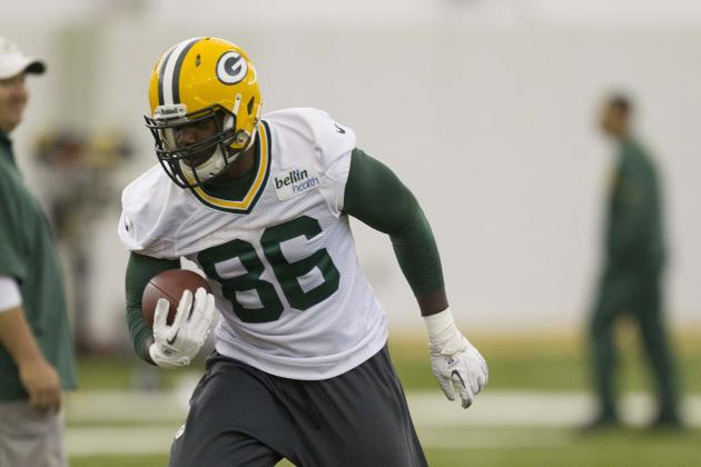 Brandon Bostick Looking to Display a Complete Game
