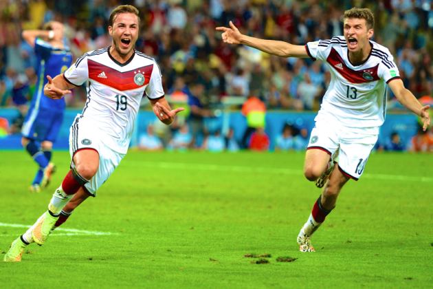 Argentina vs. Germany: Live Score, Highlights for World Cup Final 2014