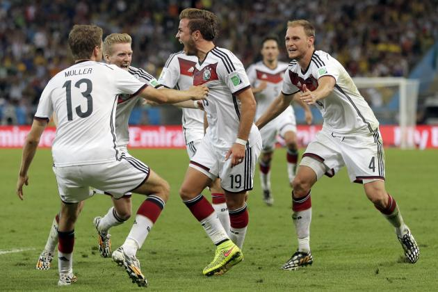 World Cup Results 2014: Final Score, Golden Boot Winner After Championship