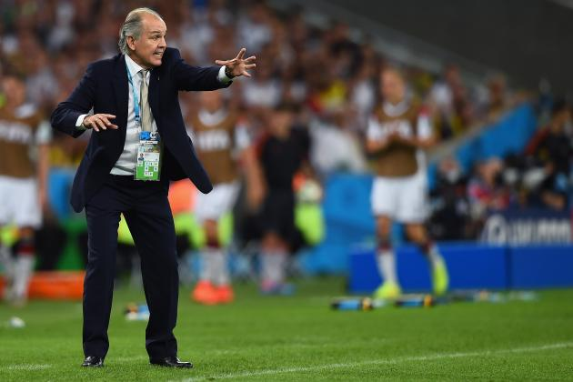 Germany vs. Argentina: Sabella's Substitutes Surrender the Match to Low