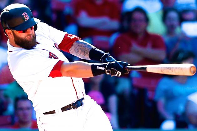 Mike Napoli Trade Rumors: Latest Buzz and Speculation Surrounding Red Sox Star