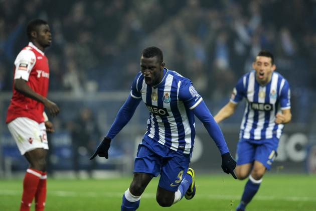 Arsenal Transfer News: Jackson Martinez Should Be Next on Gunners' Wish List