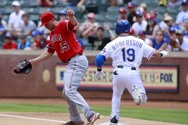 Texas Rangers Losing Streak Reaches Eight Games