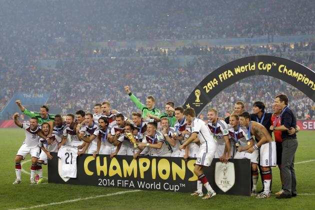Germany vs. Argentina: Match and Awards Recap for World Cup 2014 Final