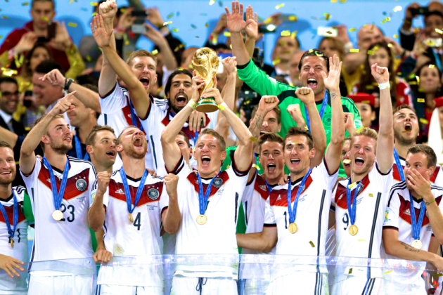 How Germany's Last Golden Generation Has Given Way to 'Talent Without End'