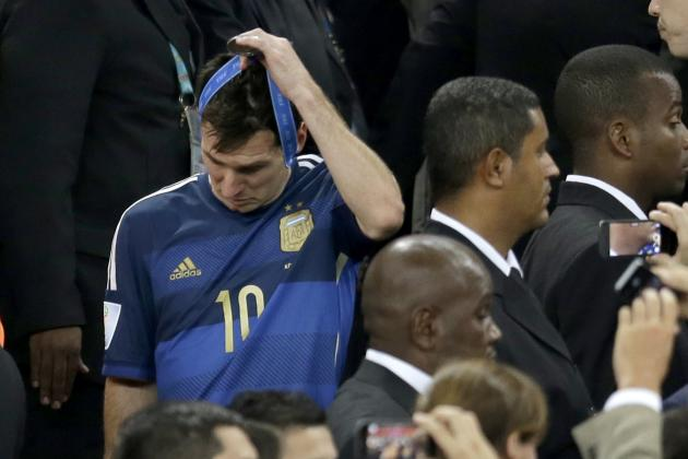 Missed Chances Come Back to Haunt Argentina in Agonising World Cup Final Defeat