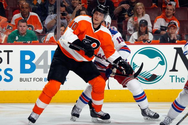 The Weakest Link at Every Position on Philadelphia Flyers' Current Roster