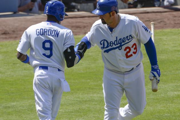 Dodgers Finish 1st Half with Best Record in NL