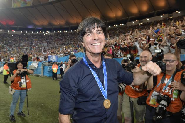 Father Figure Joachim Loew Deserves Praise for Germany's World Cup Triumph