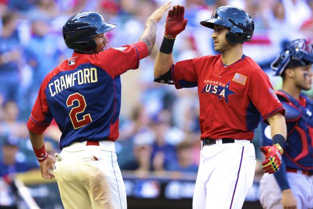 MLB Futures Game 2014: Live Score, Analysis and Top Prospect Grades