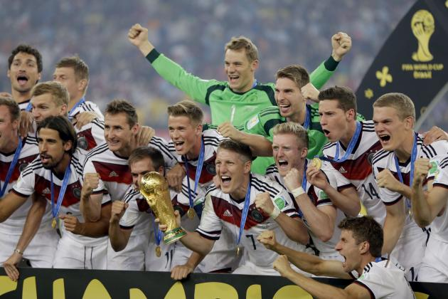 Collymore's World Cup Corner: Germany Worthy Winners, Messi Choice a Shambles