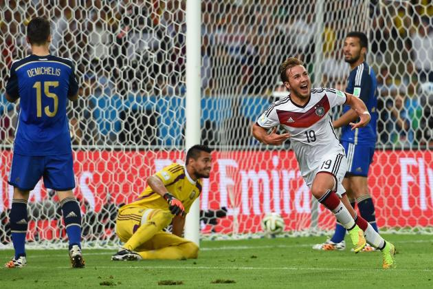 Mario Gotze, Germany's Miracle Boy, Delivers on Promise with World Cup Glory
