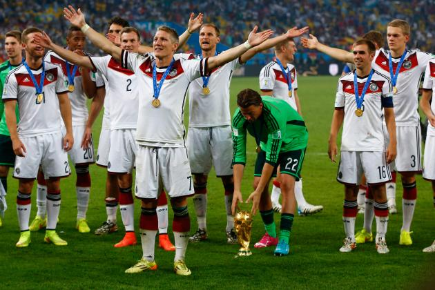 World Cup 2014 Final: Germany's Victory Was Triumph of Long-Term Planning