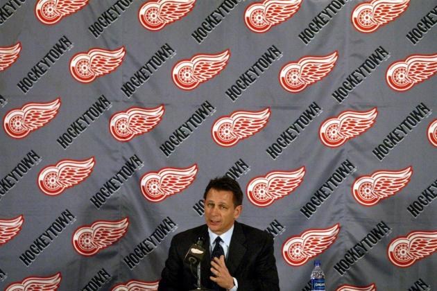 Is Detroit Red Wings General Manager Ken Holland Still Right Man for the Job?