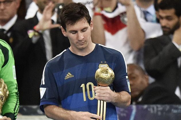 Takeaways from Lionel Messi's World Cup Final Performance