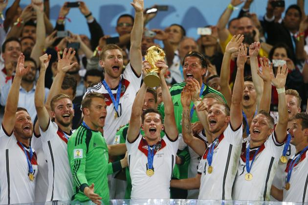 World Cup 2014 Final: Germany vs. Argentina Was Perfect Ending to Epic Tourney