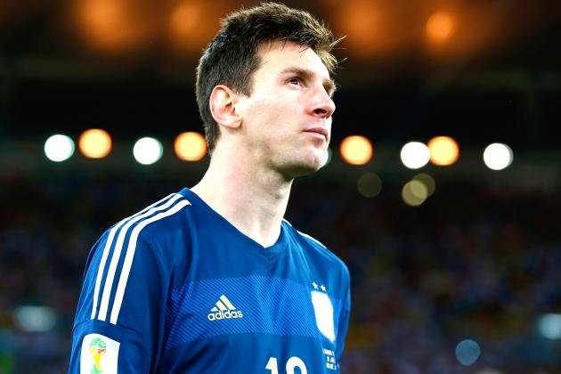 Lionel Messi Dragged Argentina Toward Final, but Missed His Own Place of Legends