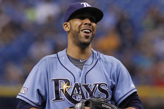 Price Spins All-Star-Worthy Gem in Rays' Shutout