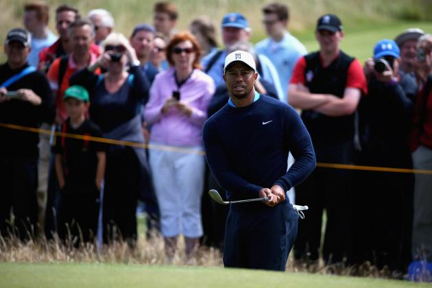 British Open Favorites 2014: Updated Betting Odds for Golf's Top Stars