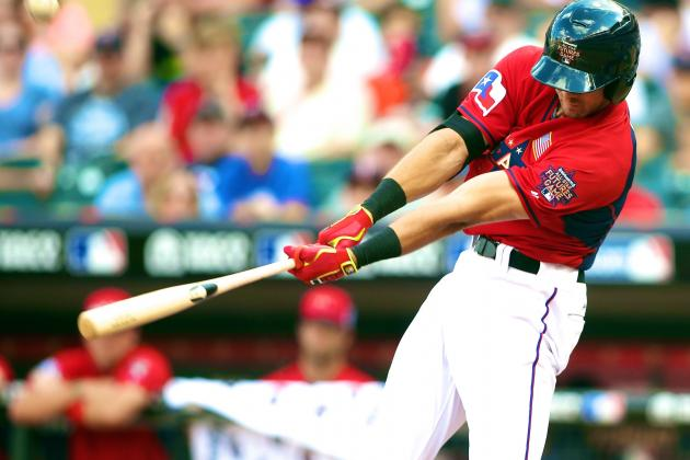 Joey Gallo's Superhuman Power Steals the Show at 2014 All-Star Futures Game