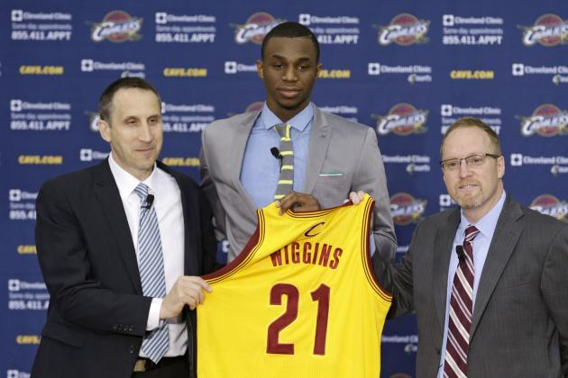 Andrew Wiggins for Kevin Love: Why Potential Trade Makes Sense for Cavaliers