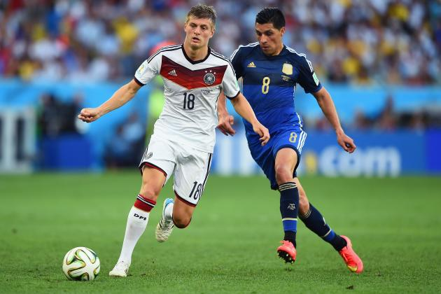 Real Madrid Transfer News: Toni Kroos Confirms Move Following World Cup Win