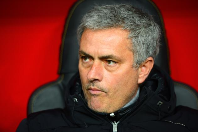 Chelsea FC: Should Jose Mourinho Return the 4-3-3 Formation to Stamford Bridge?