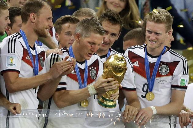 Germany vs. Argentina: Most Impressive Performances in World Cup 2014 Final