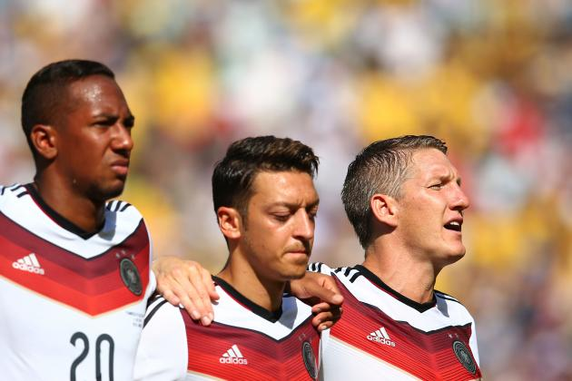 World Cup 2014 Final: Grading Top Stars' Performances in Germany vs. Argentina